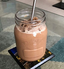 ¿Amas el chocolate? Para ese antojo dulce pero SIN Azúcar, SIN Lácteos, SIN químicos, con pocas calorías y mucho sabor!