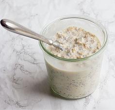 No tienes tiempo? Aquí una opción fácil de preparar. SIN gluten y con un perfecto balance de proteínas y carbohidratos para mantenerte satisfech@.