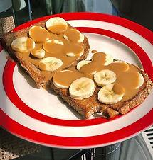 Más que un postre o un desayuno, es un placer por su dulzura y sabor. Obviamente sigue siendo una opción saludable aunque no lo parezca!