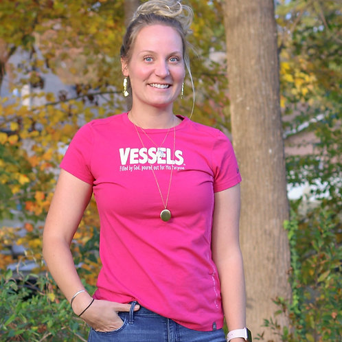 Women's VESSELS T-shirt