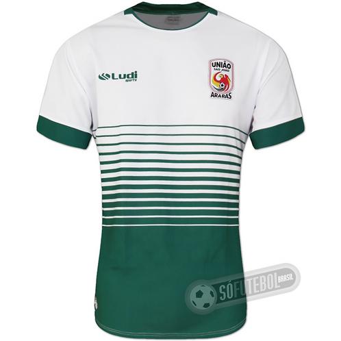 Camisa União São João - Modelo 1