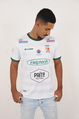 Camisa União São João de Araras - BRANCA