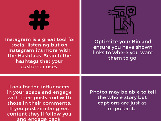 Ever wondered how would you benefit from Instagram in Marketing?