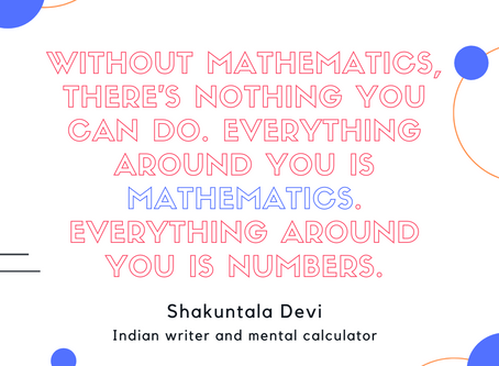 Math Quotes For You