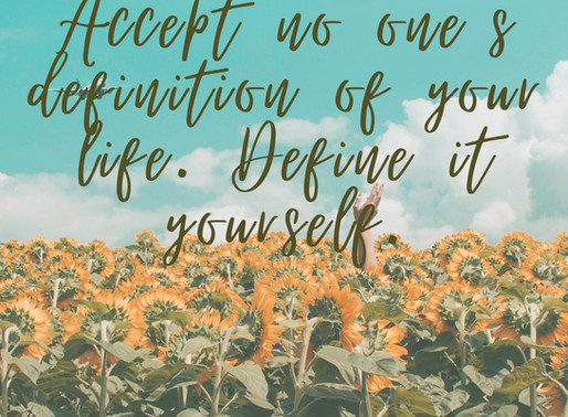 Define Your Life - TLI Quick Quotes
