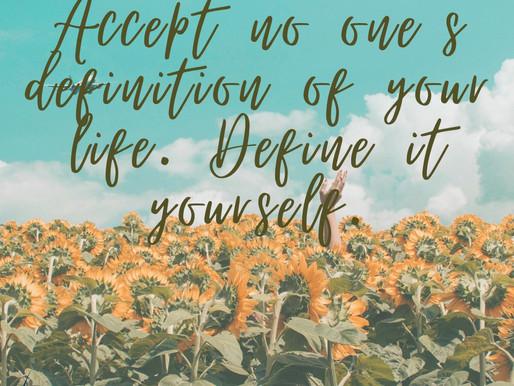 Define Your Life - TLI Quick Quotes