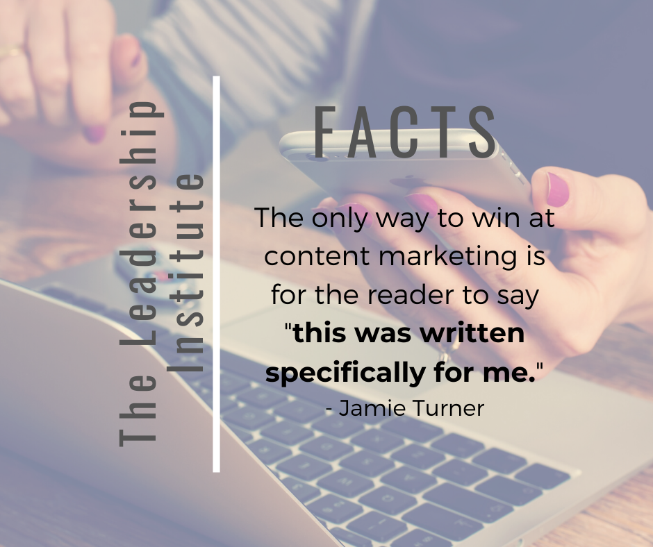 content marketing quotes (social media)
