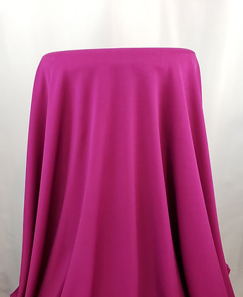 Magenta Double Knit