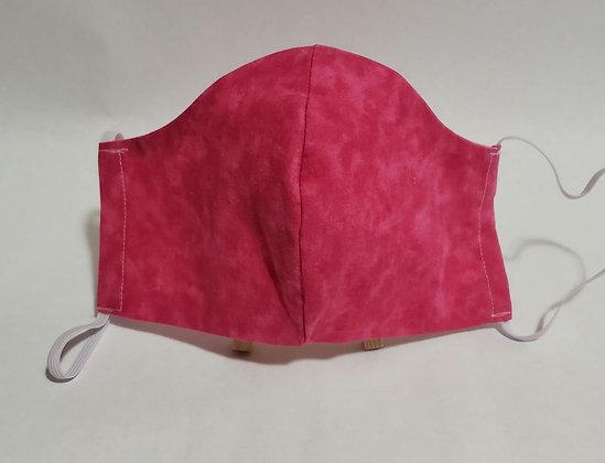 Dark and Light Pink Mask