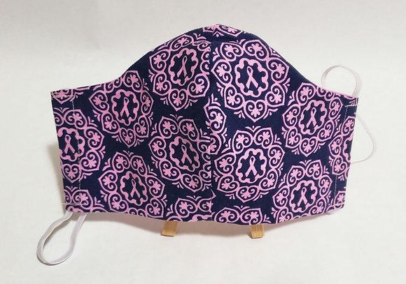 Breast Cancer Awareness Mask