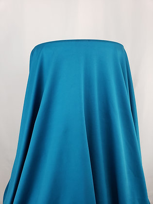 Aqua Blue Double Knit