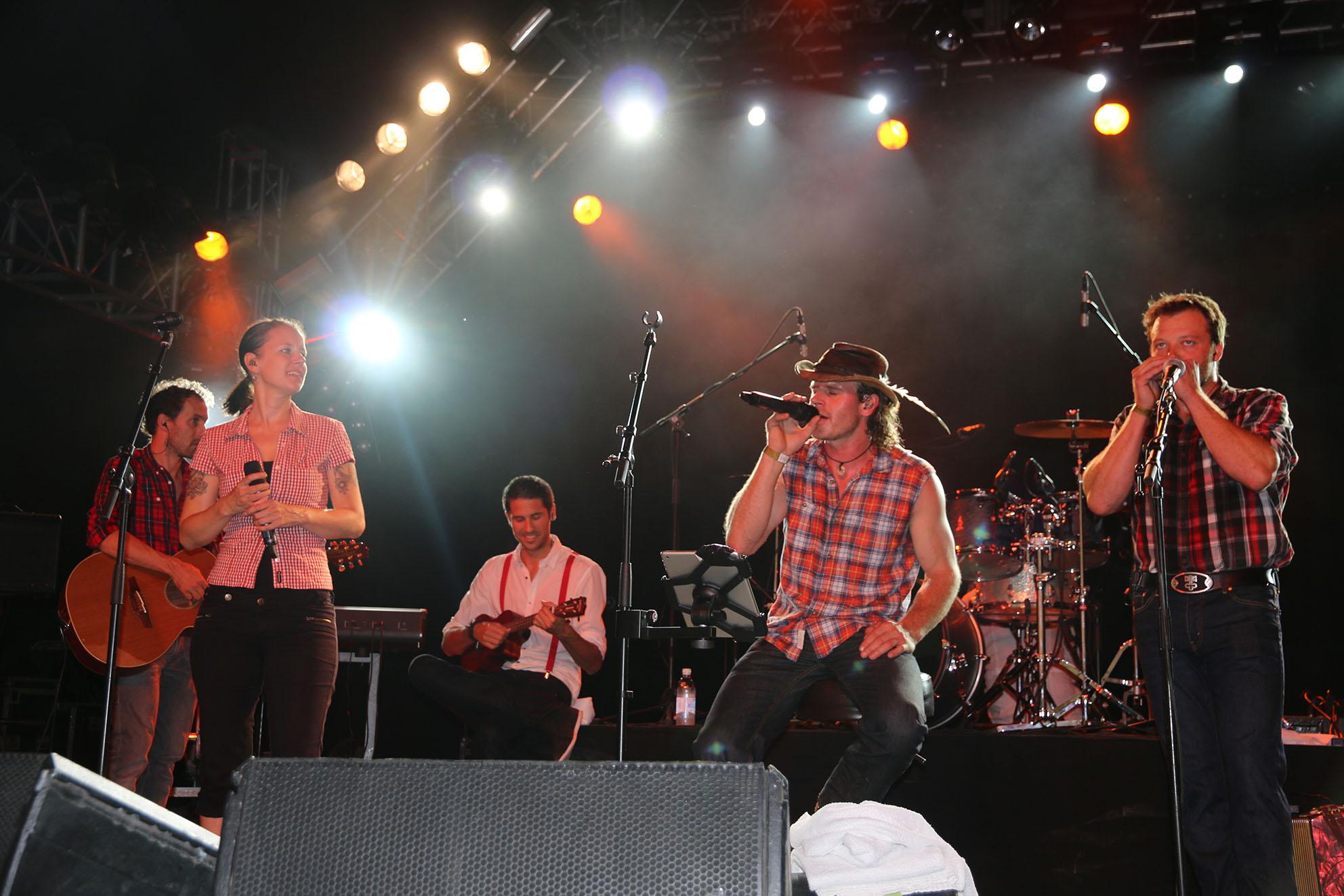 Rockfestival Brienz 2015