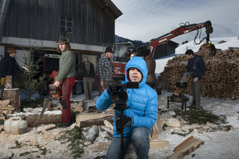 Making-of Filmer Sepp