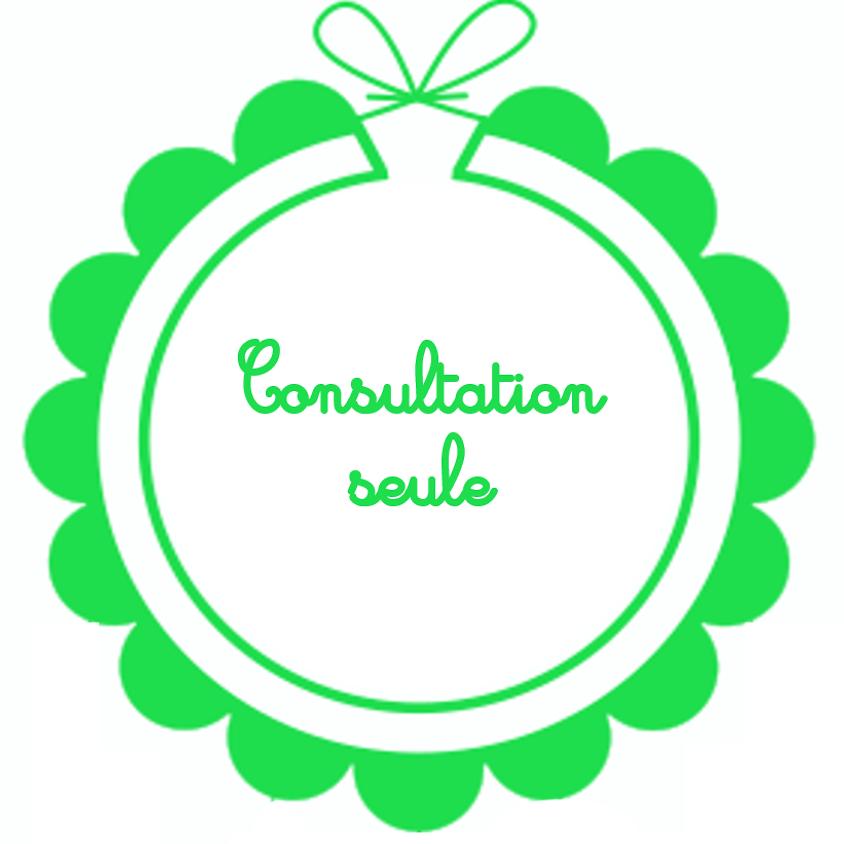 Consultation seule