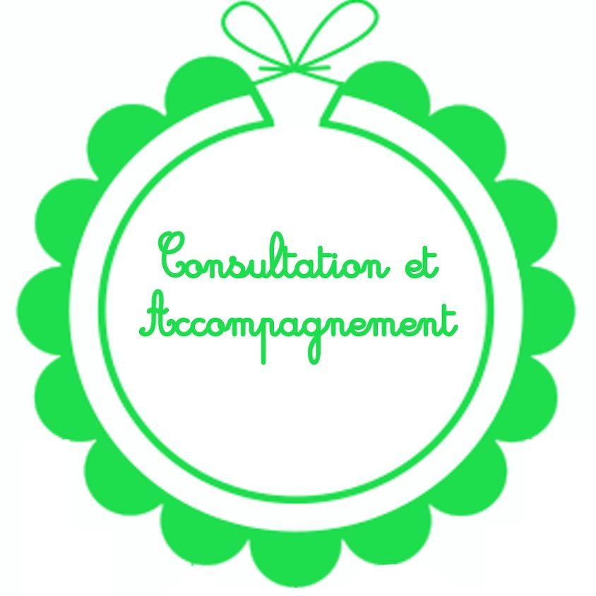 Consultation et accompagement un mois