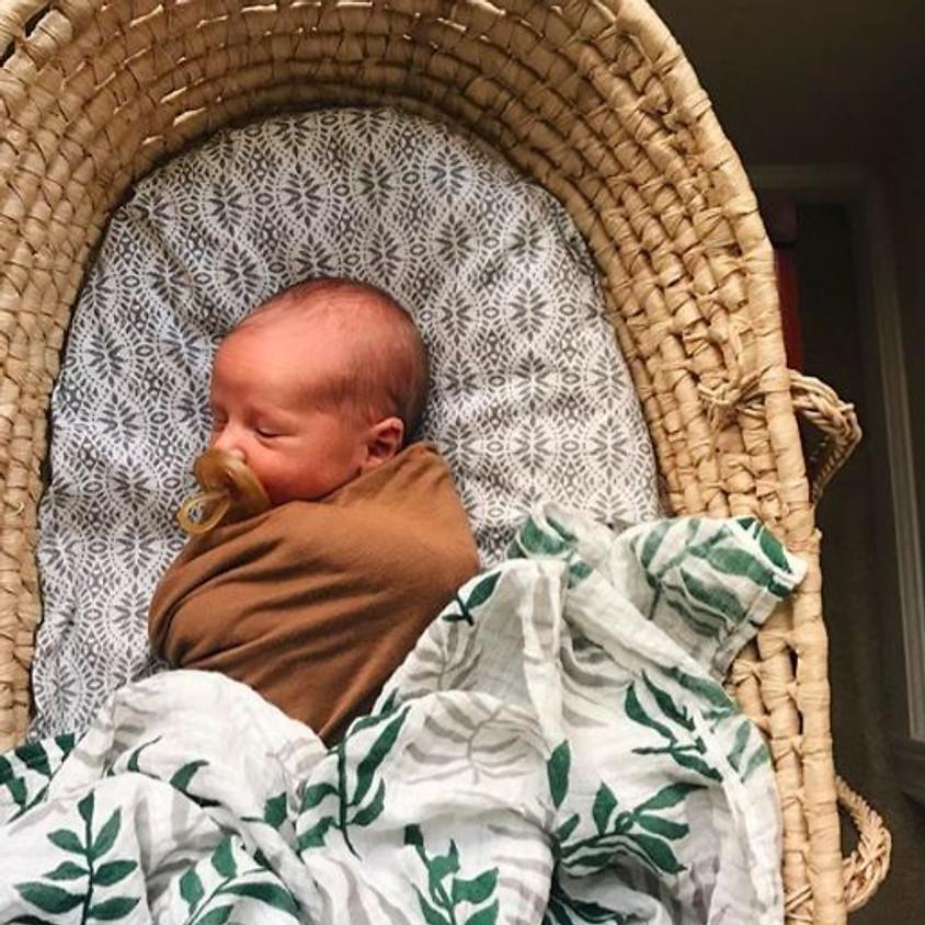 Webinaire - Futurs et jeunes parents, sommeil des bébés de 0 à 3 mois