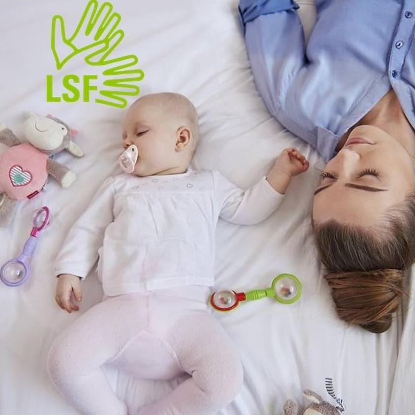 LSF - Sommeil des tout-petits (0 à 18 mois)