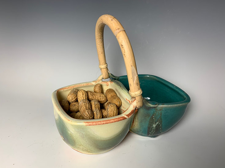 Nuts and Shells Basket