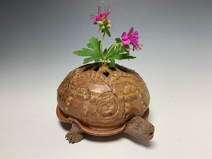 Turtle Vase