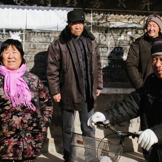 Older Villagers