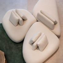 Detalhe Sofá Pedras