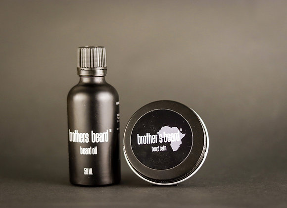 Brothers Beard Oil and & Balm Set