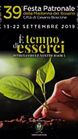 In occasione della Festa Patronale di Cesano Boscone (MI), vi proponiamo lo spettacolo