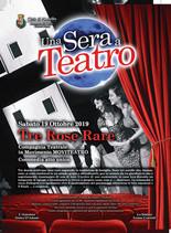 Una sera a Teatro 2019 - Tre Rose_Rare -