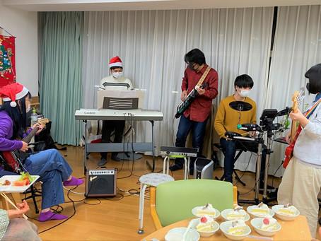 ホッと クリスマス会を開催!!