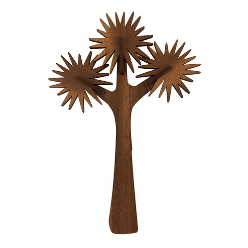Cabbage Tree Wall Flatpack