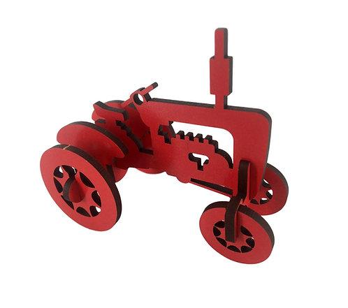 Tractor Decoration