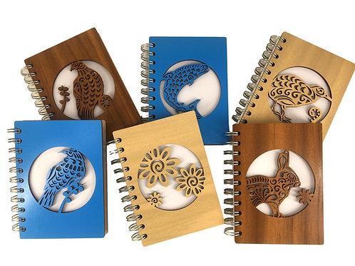 Stencil Notebook