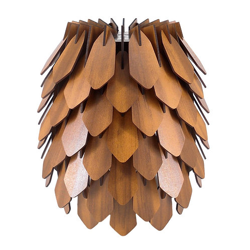 Pinecone Lampshade