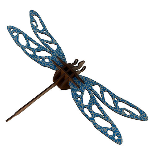 Wall Hanging Dragonfly