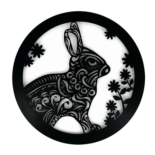 Rabbit Wall Art