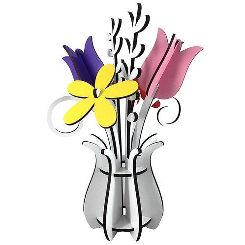 Multi Flower Vase