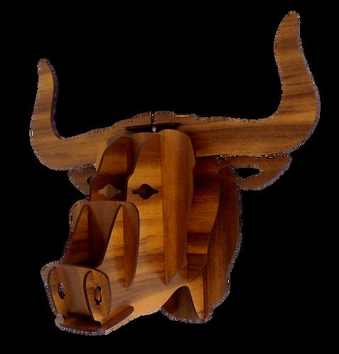 Bull Trophy Head