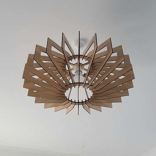 Flat Octagon Lampshade