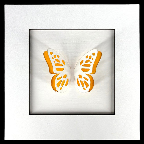 Butterfly Paper Wall Tile