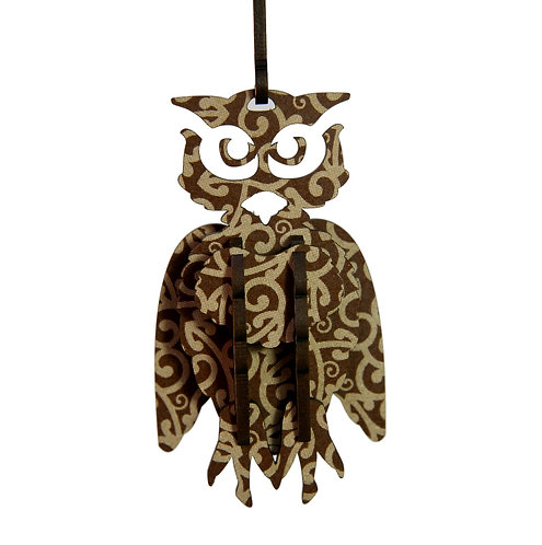 Owl Decoration
