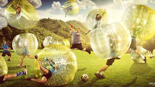Bubble Football Confirmed!...