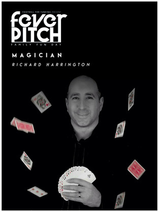 A Touch of Magic added to Fever Pitch!...