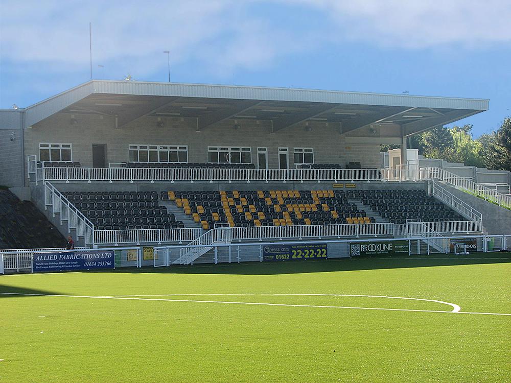 The Gallagher Stadium, Maidstone