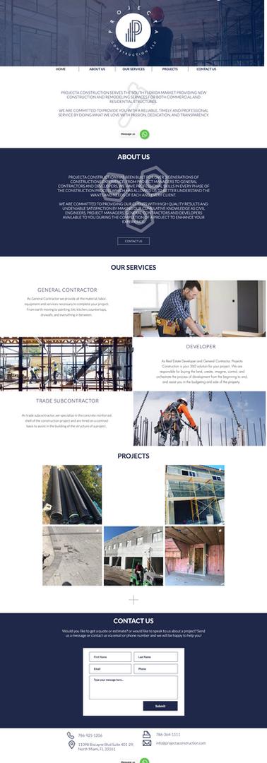 Projecta Construction