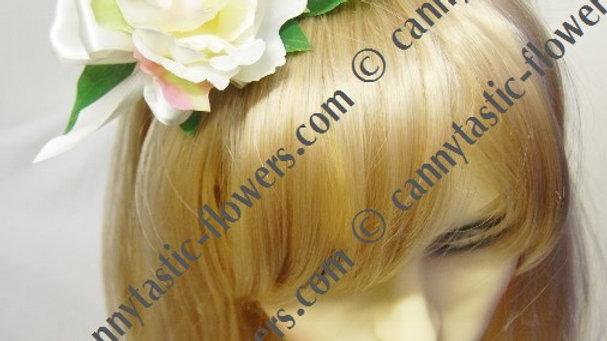 Peony aliceband HC015