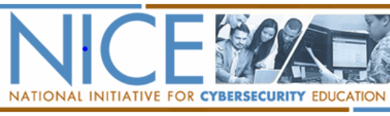 NICE – National Incentive for Cybersecurity Education