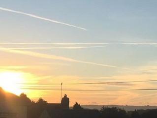 Sunrise in Brixton