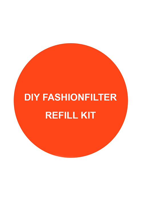 DIY Fashion Filter Refill 3x