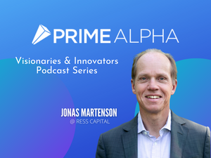The Value of Never Giving Up with Jonas Martenson at Ress Capital