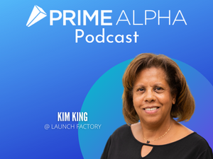 Passion for Teaching and Cultivating Startups as a Driving Force with Kim King at Launch Factory
